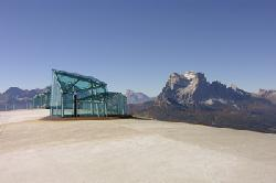 Museo delle Nuvole Messner Museum (a 60 Km)