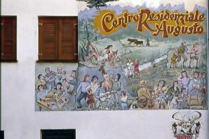 I Murales di Forni di Sopra