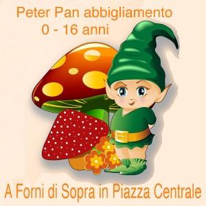 Peter Pan a Forni di Sopra