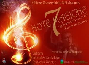 7 NOTE MAGICHE