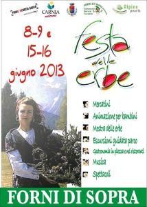 Festa delle erbe di primavera 2013