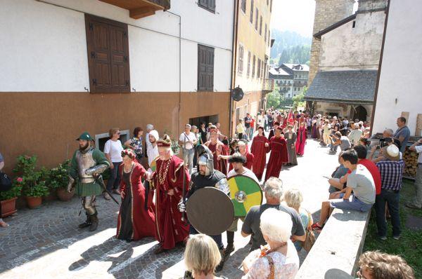 Rievocazione storica di Sacuidic