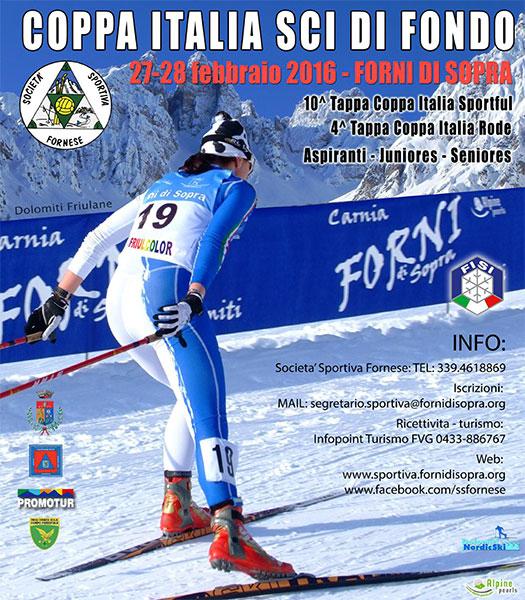 Campionati Italiani a Forni di Sopra