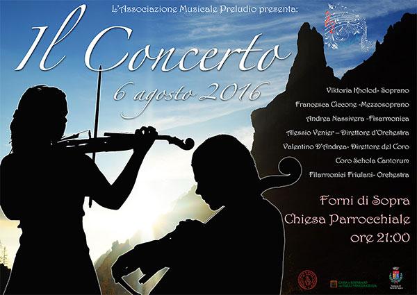 Concerto 6 agosto 2016
