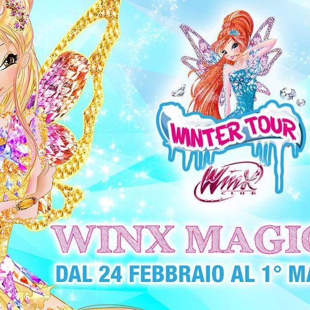 WINX MAGIC SKI A FORNI DI SOPRA IL 26 FEBBRAIO 2017